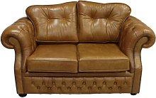 Wheeling 2 Seater Chesterfield Sofa Rosalind