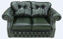 Wheeling 2 Seater Chesterfield Sofa Rosalind