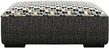 Whelchel Footstool Brayden Studio Upholstery
