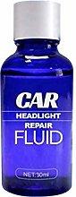 whelsara ml Headlight Restorer Kit with UV Block
