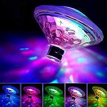 WHGG Pond Lights Floating Hot Tub Lights,