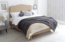 Whiddon Upholstered Bed Frame Brayden Studio Size: