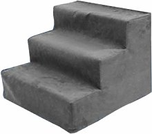 Whiie891203 Stairs & Steps for Dogs,3-Step Dog Pet