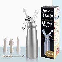 Whipped Cream Dispenser - Professional Cream