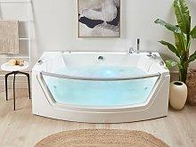 Whirlpool Bath White Sanitary Acrylic Glass