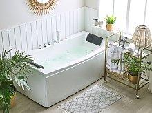 Whirlpool Bathtub White Sanitary Acrylic Single