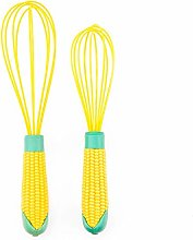 Whisk 2 Pack Silicone Balloon Whisk Kitchen
