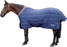 Whitaker Walcot Horse Stable Rug (7´) (Navy)