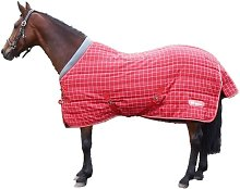 Whitaker Walcot Horse Stable Rug (7´) (Red)