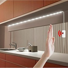 White 2m Home Kitchen Cupboard LED Lighting Strips