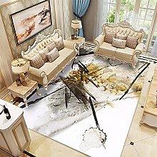white Cheap Carpet living room 3D printing simple