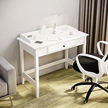 White Computer Desk,Dressing Table,Office Desk