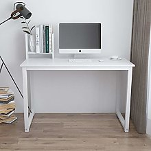 White Computer Desk Home Office Laptop PC Table