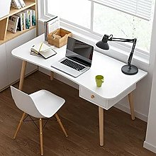 White Computer Desk Study Writing Dressing Table