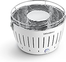 White Lotus BBQ Grill with Free Lighter Gel &