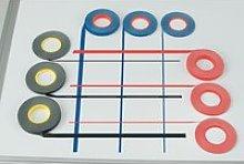 Whiteboard Gridding Tape, Black, Free Standard