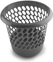 Whitefurze Durable Plastic Waste Paper Basket