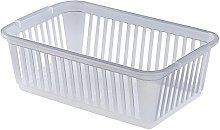 Whitefurze Handy Basket, Natural, 25 x 25 x 35 cm