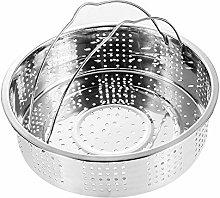 WHK Steamer Basket Stainless Steel Steamer Insert
