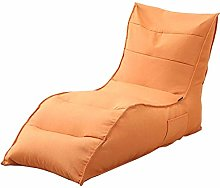 WHOJA Folding Lazy Sofa Chair Detachable cloth