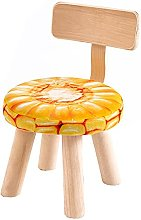 WHOJA Small Chair Household Shoe Changing Stool