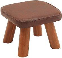 WHOJA Upholstered Footstool Ottoman Tea table