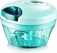 Whopper Hand Held Easy Pull Food Chopper and