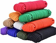 WHYBH HYCSP 6mmx50m Rope wear-resistant colored