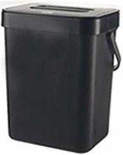 Wicemoon Trash Can Plastic Sanitary Bucket