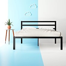 Wick Bed Frame Hashtag Home