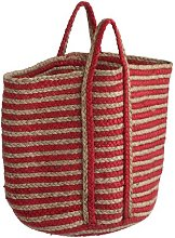 Wicker Basket Beachcrest Home