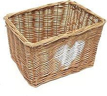 Wicker Basket Set Brambly Cottage Colour: Oak,