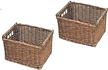 Wicker Basket Symple Stuff