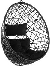Wicker Hanging Egg Chair without Stand Swing Seat