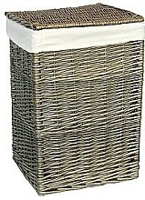 Wicker Laundry Bin Brambly Cottage