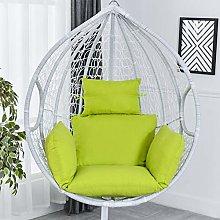 Wicker Rattan Hanging Egg Chair Pad Hanging Basket