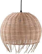 Wicker Rattan Pendant Lamp DRINO