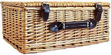 Wicker Storage Basket Hamper - Gift ideas for