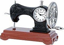 Widdop Miniature Clock - Sewing Machine