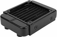Wide CPU Cooler, Black Air Cooler Safety Factor