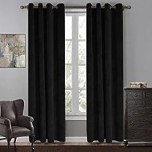 wide smile Blackout Curtain Dutch Velvet Material