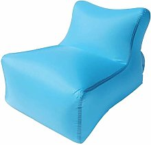 widely Inflatable Chair Air Lounger Outdoor