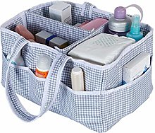Wifehelper Baby Diaper Caddy, Portable Large Baby
