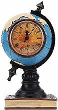Wifehelper Multifunctional Vintage Alarm Clock