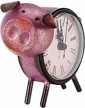 Wifehelper Retro Style Clock, Old Fashioned