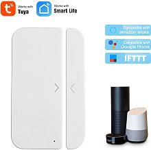 WiFi Door Alarm Window Sensor Detector Smart Home