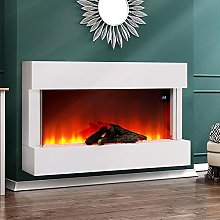 WIFI Electric Fire Wall Mounted Insert Electric