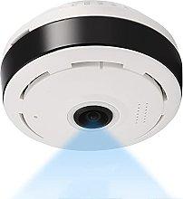 WiFi IP Camera, HD 1080P 360° Fisheye Panoramic