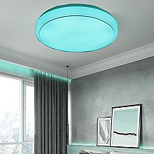 WiFi LED Ceiling Light with Remote Control, 36W