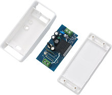 WiFi Smart Switch 10A/2200W Wireless Remote Switch